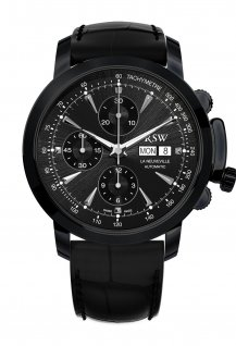 Chrono Automatic Black PVD