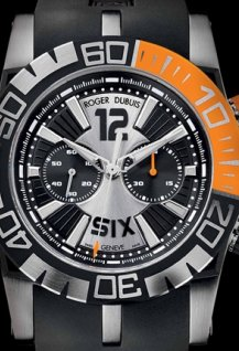 EasyDiver Automatic Chronograph with Micro-Rotor