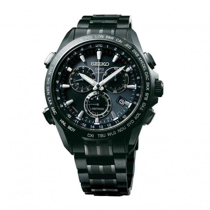 Seiko Astron SSE009 Watch-face-view