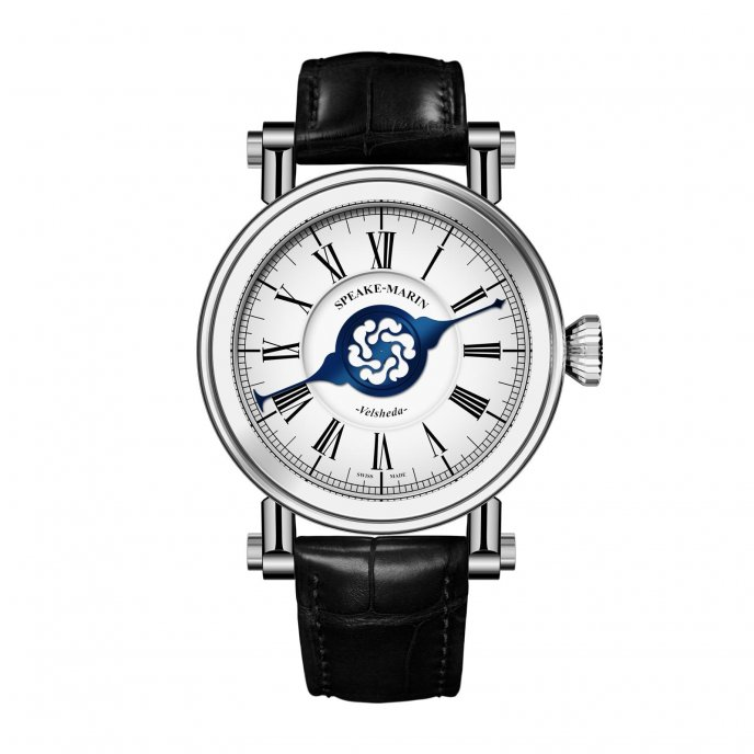 Speake-Marin Velsheda Watch-face-view