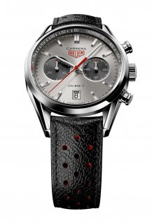 Calibre 17 Jack Heuer Edition 80 years Chronograph 41mm