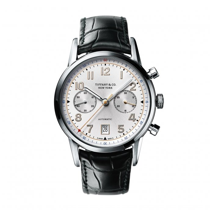 Tiffany & Co. Tiffany CT60 Chronograph - watch face view