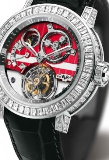 Tourbillon Differentiel Joaillerie
