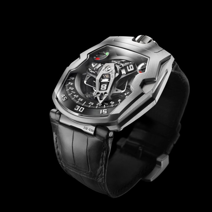Urwerk - 200 Collection - UR-210