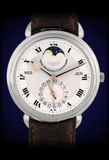 Reference 10 Perpetual Calendar White Gold