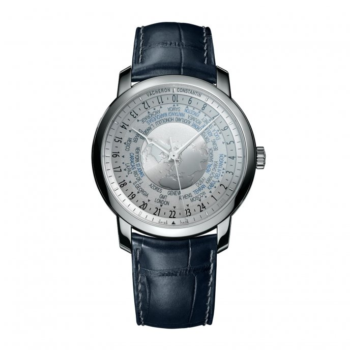 Vacheron Constantin Excellence Platine Traditionnelle Hueres du Monde watch-face-view