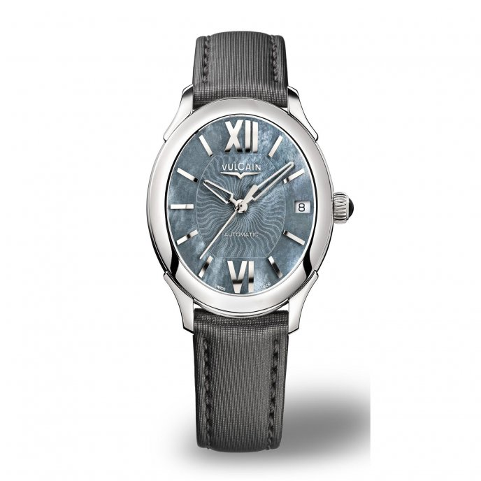 Vulcain First Lady Automatic 610164N10.BAS413 Watch-face-view