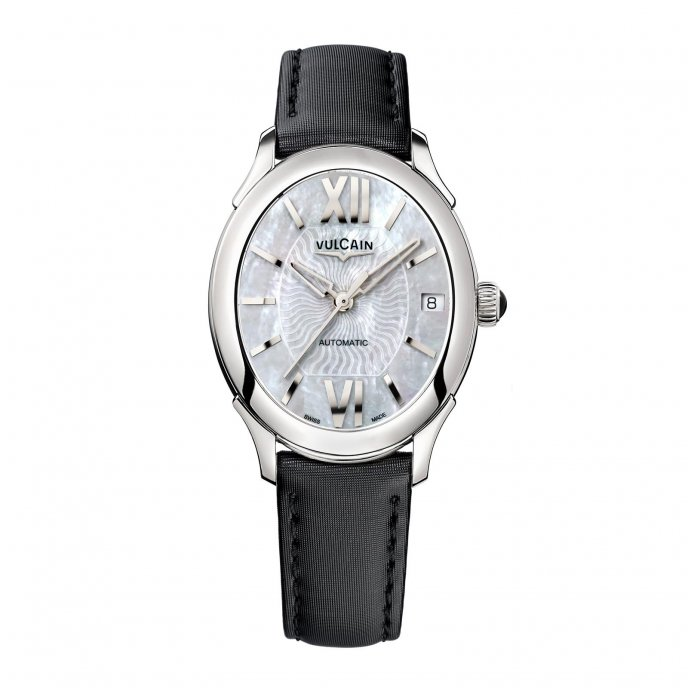 Vulcain First Lady Automatic 610164N20.BAS412 Watch-face-view