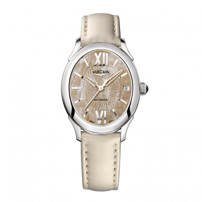 Vulcain First Lady Automatic 610164N70.BAS415 Watch-face-view
