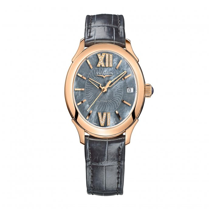 Vulcain First Lady Automatic 610564N1T.BBL413 Watch-face-view