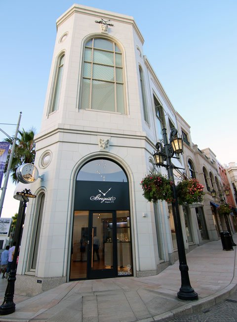 Boutique Breguet Beverly Hills