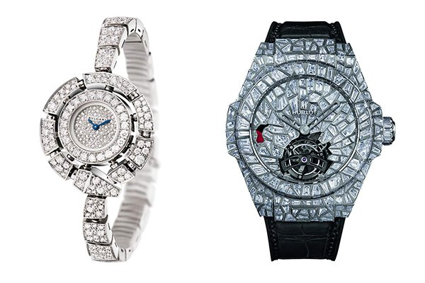 Bulgari Serpenti Incantati & Hublot Impact Bang
