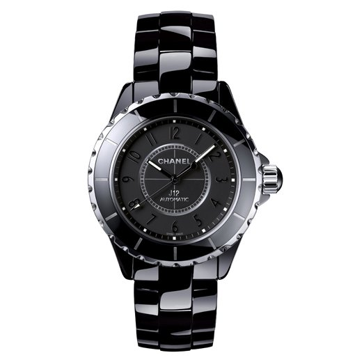 Chanel J12 Intense black