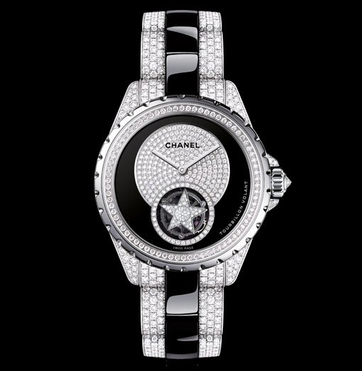 Chanel J12 Tourbillon Volant Diamants