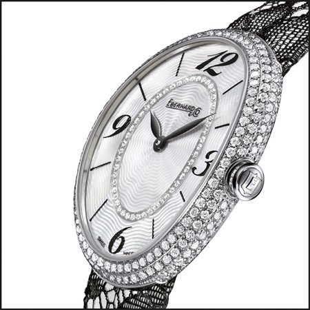 Eberhard & Co. - Gilda Grand Pavé