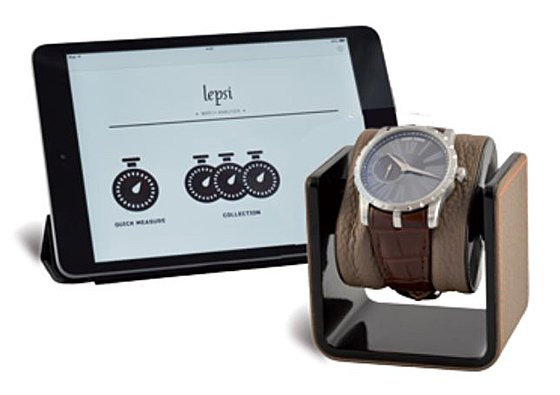 Lepsi Watch Analyser