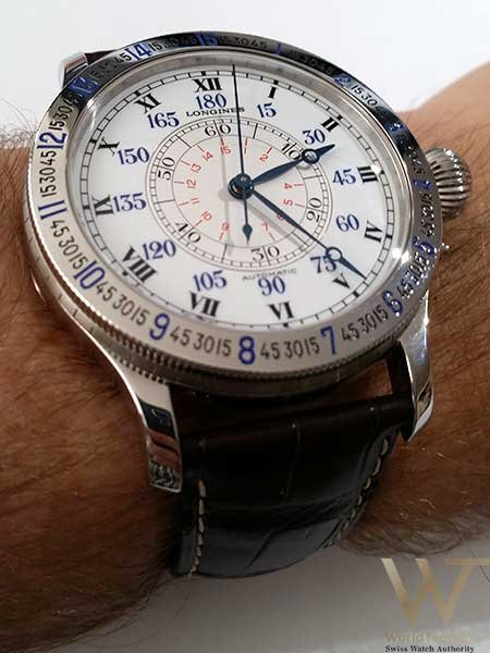 Longines Hour Angle Watch