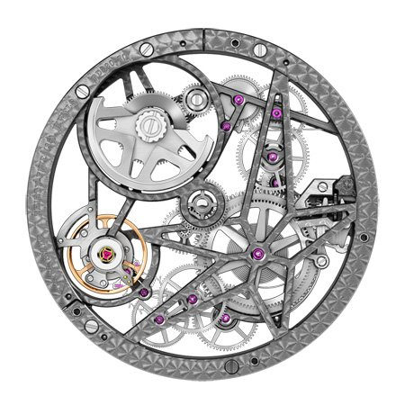 Roger Dubuis - RD820SQ